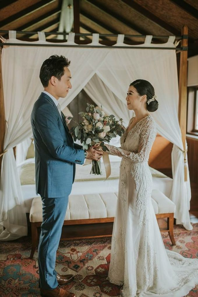 Wedding of Evelyn & Keith by Beyond Decor Company - 018