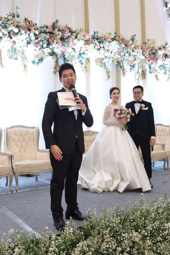 MC Wedding Nusantara Hall ICE BSD - Anthony Stevven by Anthony Stevven - 002