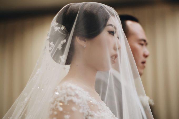 Rudy & Irene Wedding by One Heart Wedding - 039