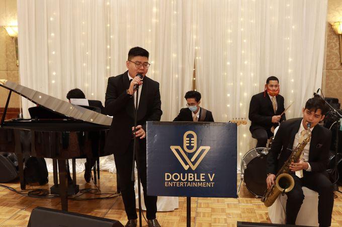 Entertainment Jazz Wedding JW Marriott Jakarta - Double V Entertainment by JW Marriott Hotel Jakarta - 007