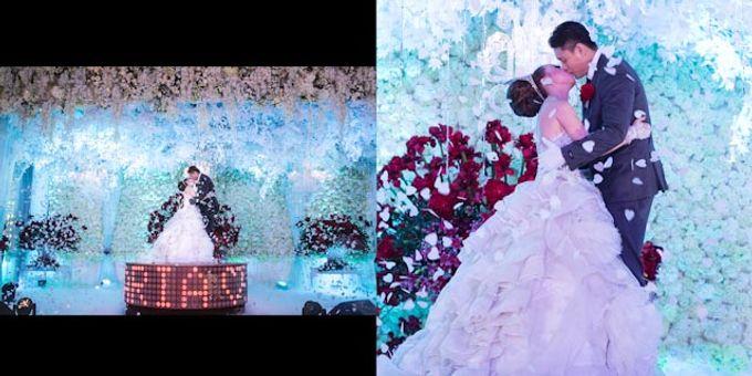Wedding of Indrajaya & Maria by All Occasions Wedding Planner - 011