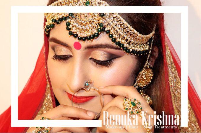Makeup by Renuka Krishna - 002