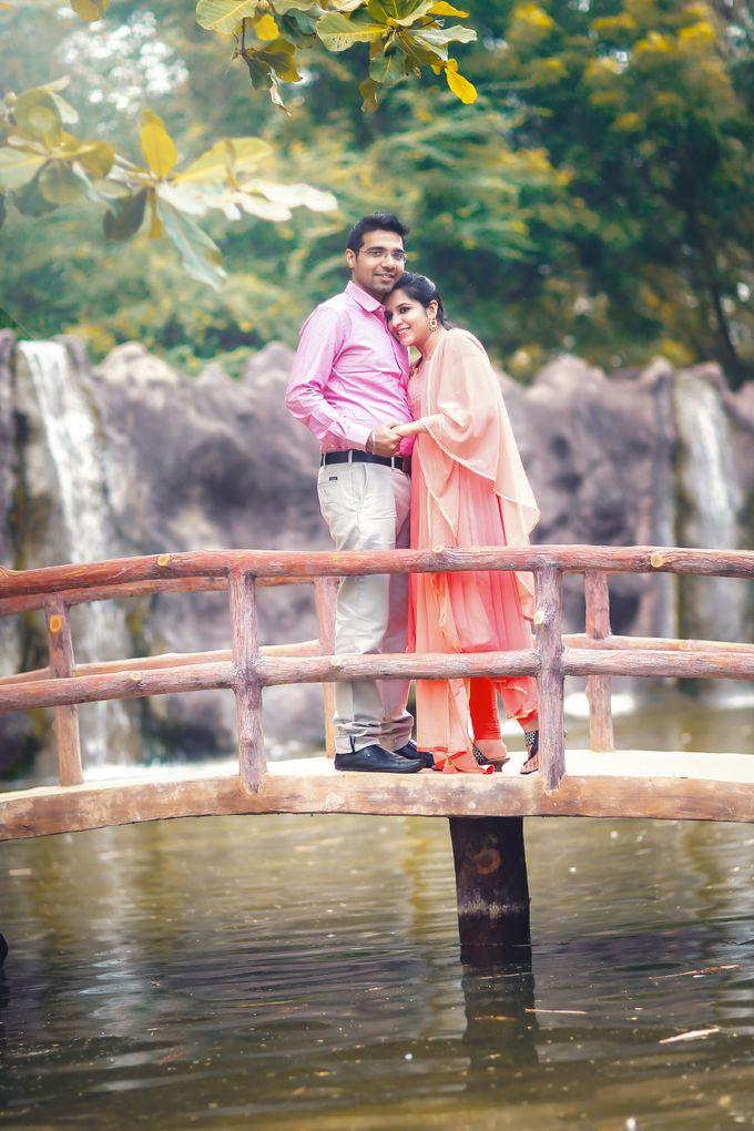Aishwarya & Kanishk by And photography - 008