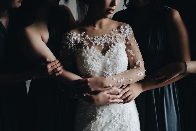 Rudy & Irene Wedding by One Heart Wedding - 013