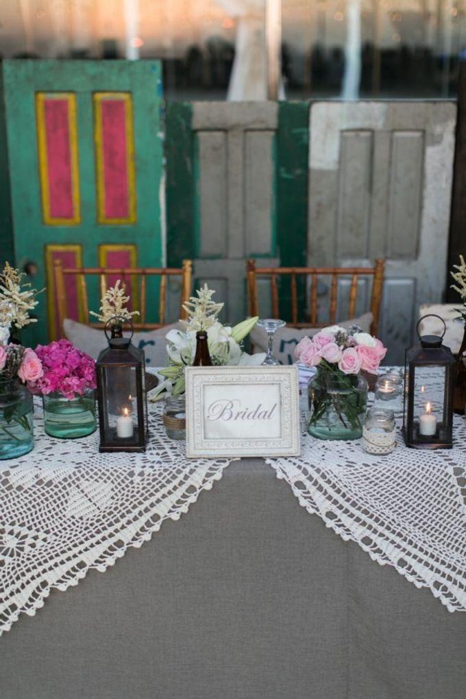 Ferry & Cynthia Wedding Decor by AiLuoSi Wedding & Event Design Studio - 003