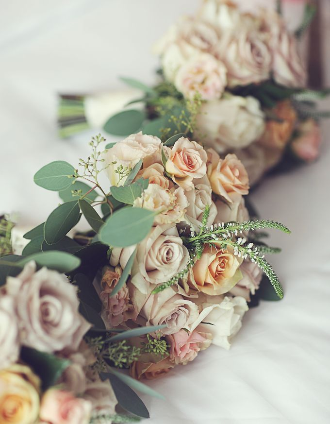 Wedding Bouquet by Twigs and Twine - 011