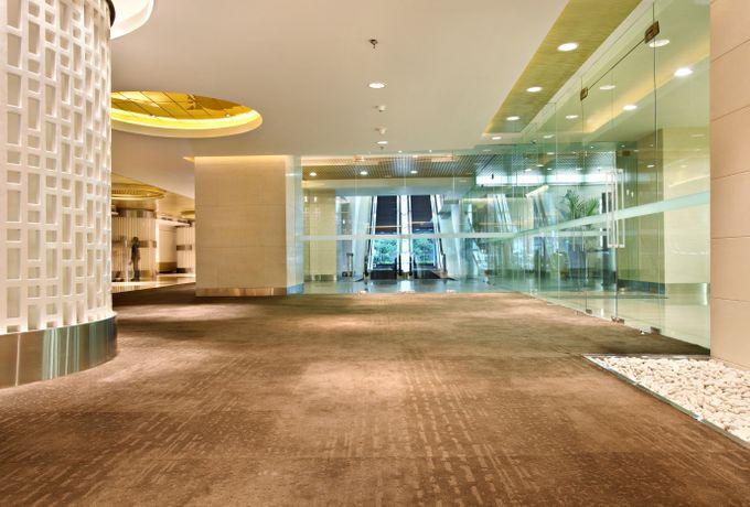 Ballroom Interior by Thamrin Nine Ballroom - 009