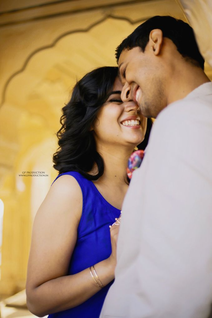 Pre Wedding Shoot by GP PRODUCTION - 007