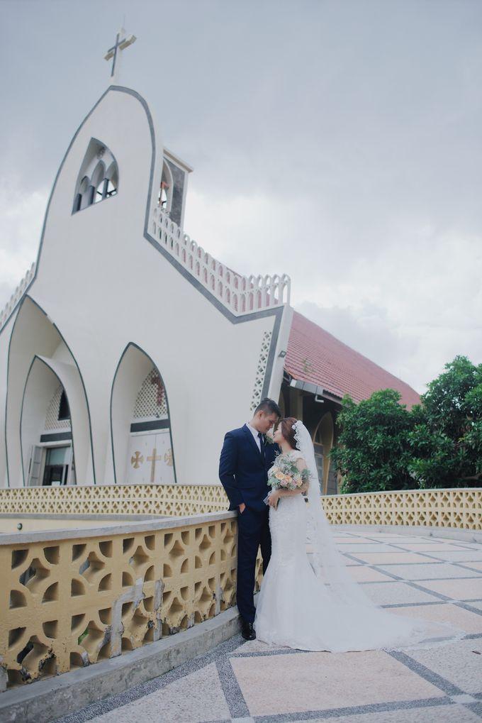 The Wedding of  Ferry & Okta by Satori Planner - 013