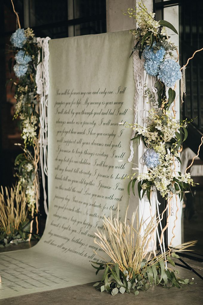 Atlantis Wedding by Arch and Vow Studio - 003