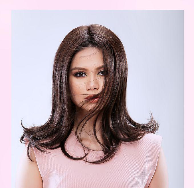 Smart Hair & Skin Wig untuk solusi rambut tipis by Gester Bridal & Salon Smart Hair - 041