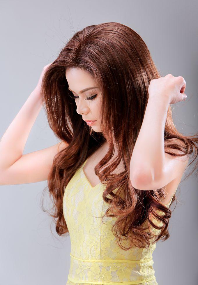 Smart Hair & Skin Wig untuk solusi rambut tipis by Gester Bridal & Salon Smart Hair - 039