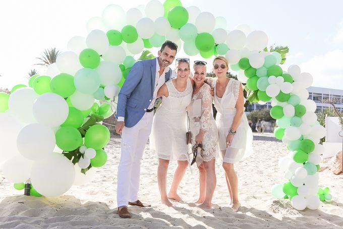Susan & Oreste Beach Wedding by Your Wedding Concierge - 007