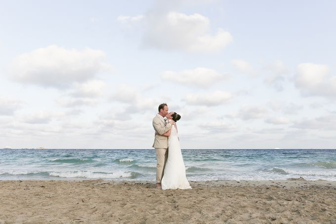 Susan & Oreste Beach Wedding by Your Wedding Concierge - 006