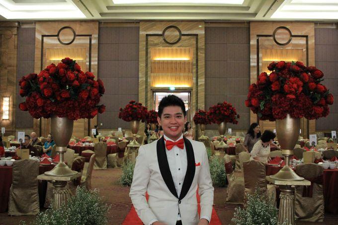 Engagement Hotel Pullman Central Park Jakarta - MC Anthony Stevven by Casablanca Design - 008