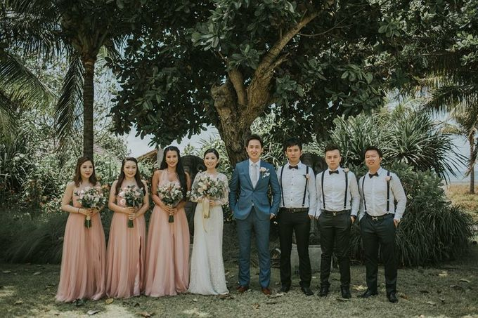 Wedding of Evelyn & Keith by Beyond Decor Company - 021