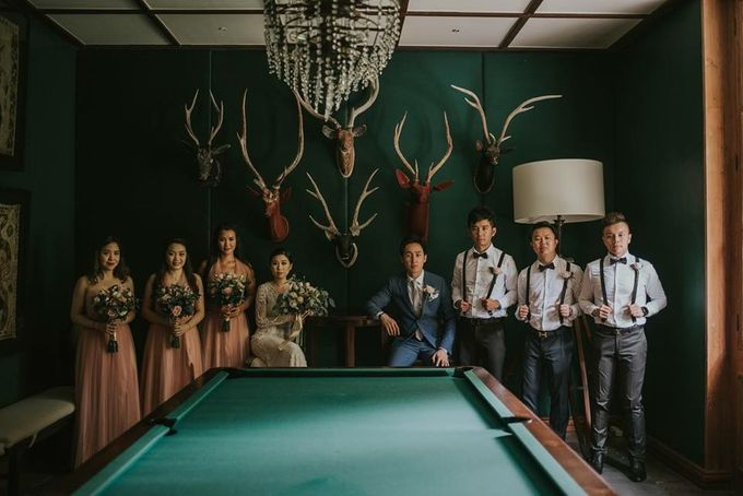 Wedding of Evelyn & Keith by Beyond Decor Company - 016