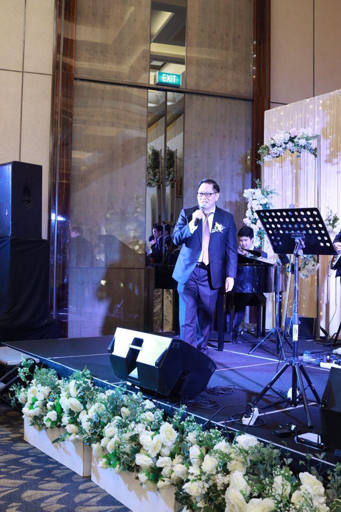 MC Wedding Intimate Grand Sheraton Gandaria Jakarta - Anthony Stevven by Sheraton Grand Jakarta Gandaria City Hotel - 017