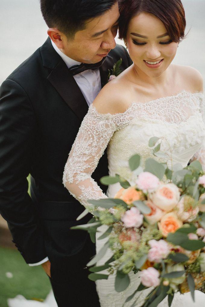 Wedding of Vina & Simon by Hilton Bali Resort - 004