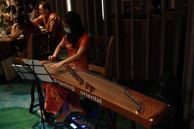 Chinese Instrumental Sangjit Taste Paradise Hyatt Jakarta - Double V by Double V Entertainment - 006