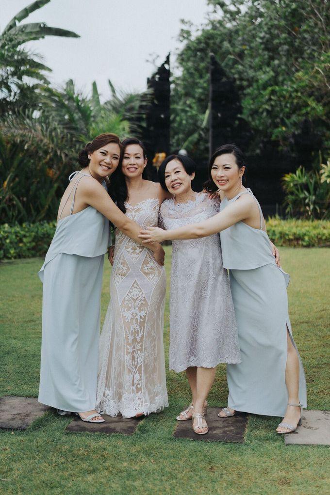 Michael & Medy Wedding by Nagisa Bali - 011