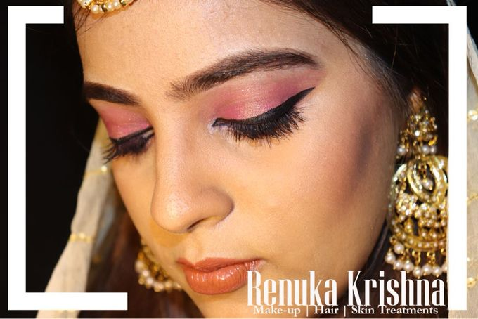 Makeup by Renuka Krishna - 006