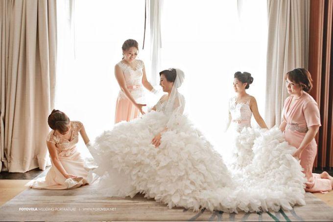 Fendy & Jeany Wedding by fotovela wedding portraiture - 035