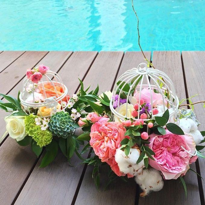 Event Flowers by Jasmine Florist - 005