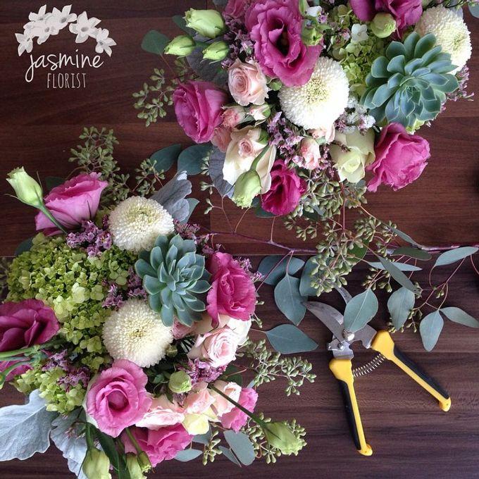 Event Flowers by Jasmine Florist - 007