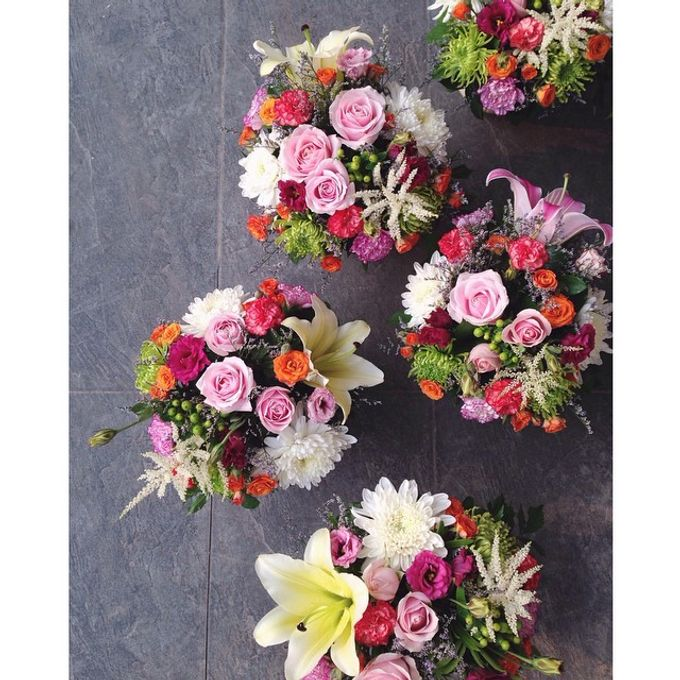 Event Flowers by Jasmine Florist - 008