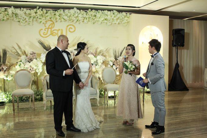 MC Wedding Intimate OnFive Grand Hyatt Jakarta - Anthony Stevven by Anthony Stevven - 016