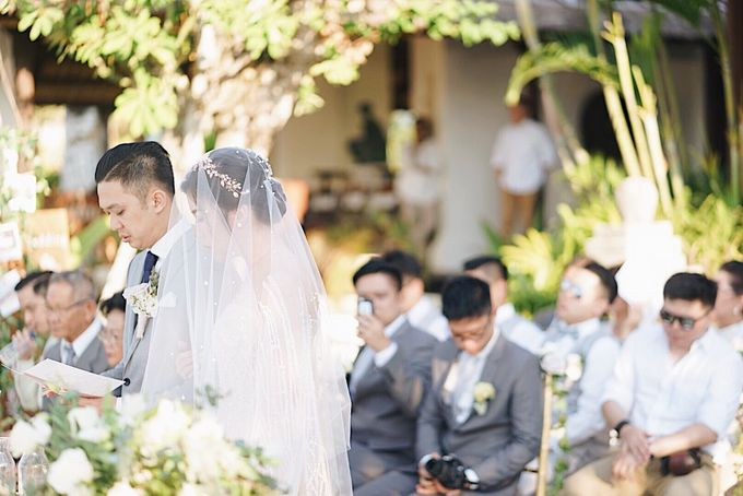 Andrew & Cassandra Wedding by Love Bali Weddings - 007