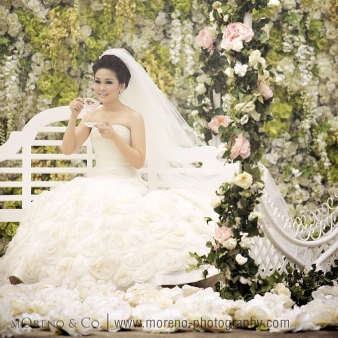 Beautiful Bride by DONNY LIEM The Make Up Art - 016