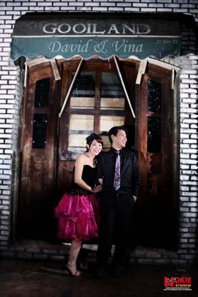PREWEDDING OF DAVID & VINA by NOKIE STUDIO - 007