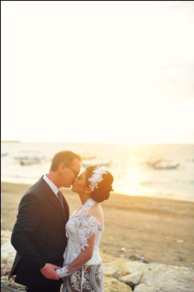 John & Ima by Bali Wedding Vows - 015