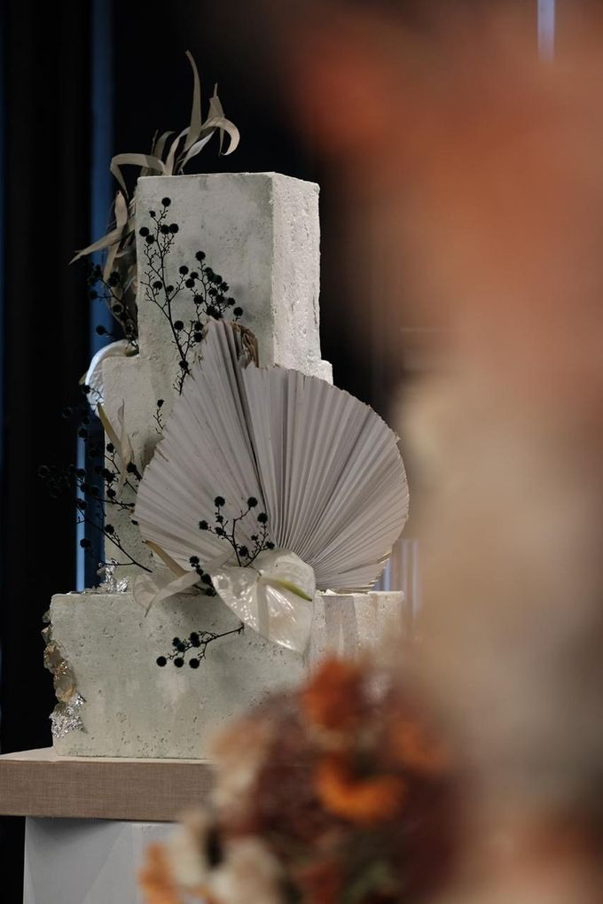 This Wedding is made intimate but not just that, every single details made personal to the bride and groom. In the midst of the pandemic, we understan by KAIA Cakes & Co. - 038