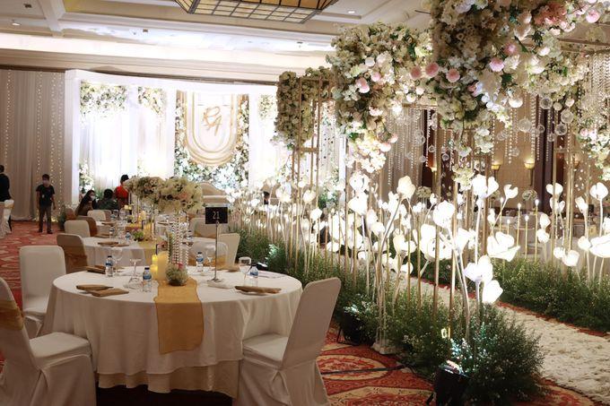 Entertainment Jazz Wedding JW Marriott Jakarta - Double V Entertainment by EIFFEL CAKE - 033