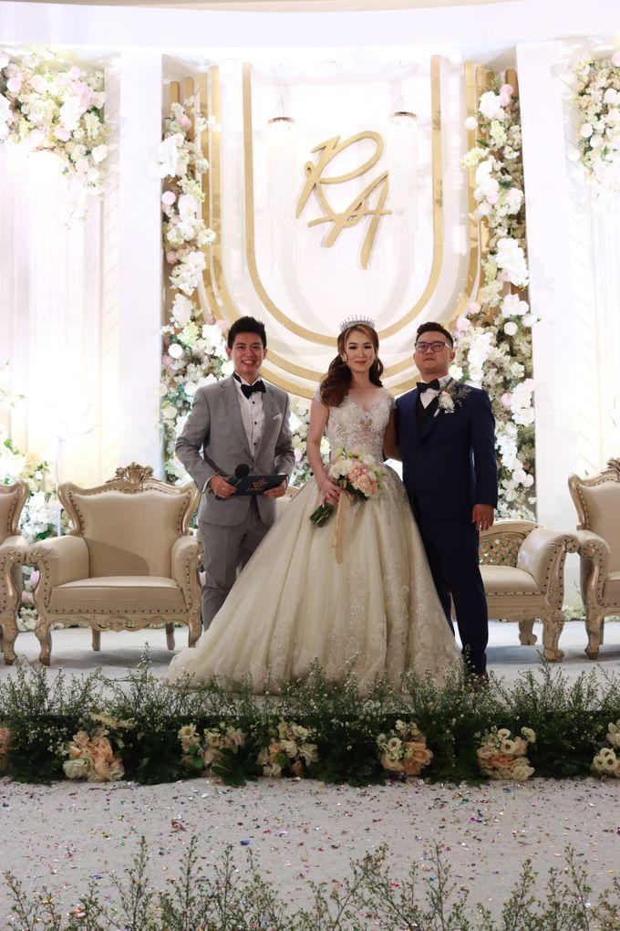 Entertainment Jazz Wedding JW Marriott Jakarta - Double V Entertainment by EIFFEL CAKE - 003