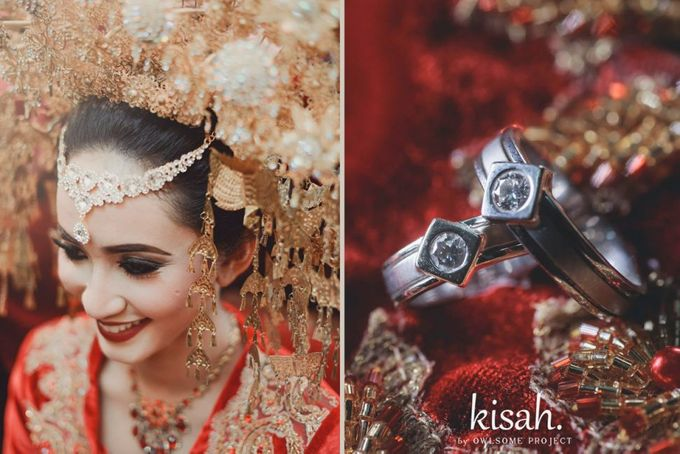 Arvy & Rissabella Wedding by Owlsome Projects - 001