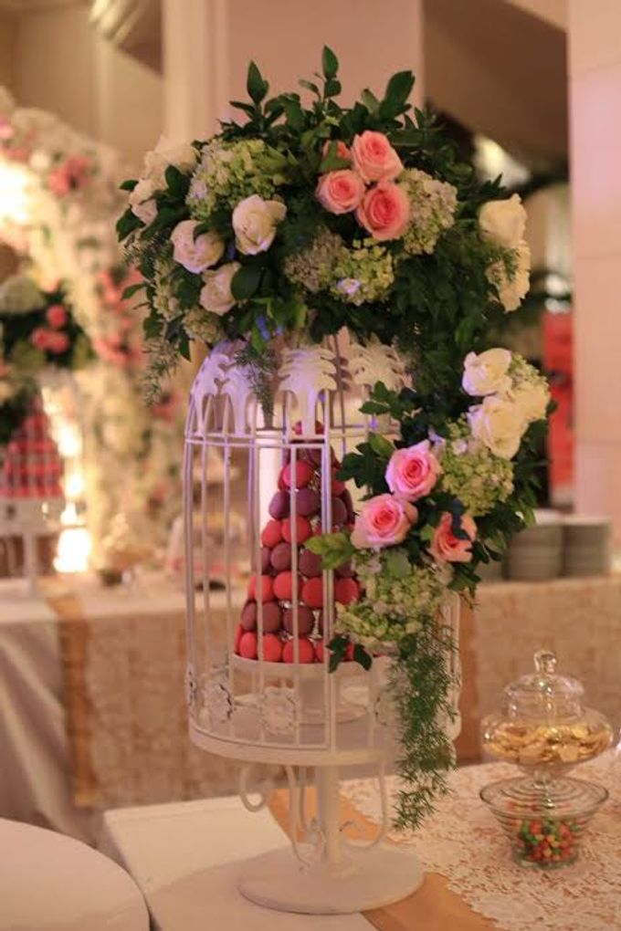Wedding of Putera & Patricia at Sampoerna Strategic by DASA Catering - 004