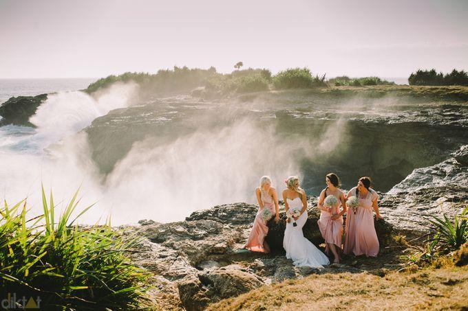 Wedding destination // Anne & Carlo // Lembongan Island – Bali by diktatphotography - 039