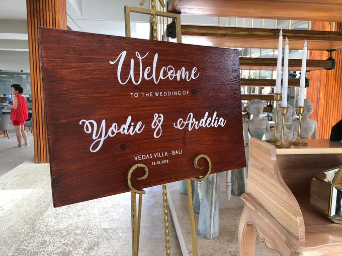 Wedding Yodie & Ardelia by Villa Vedas - 004