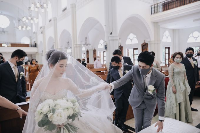 The Wedding of Alvin & Febriyana by Lavene Pictures - 018