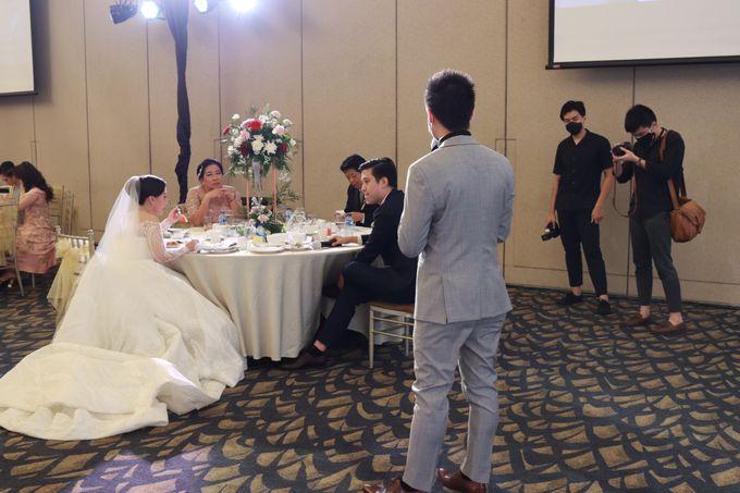 MC Wedding Intimate at Sheraton Gandaria Jakarta by Anthony Stevven by Anthony Stevven - 029