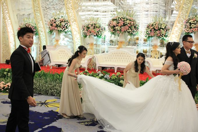 Mc Wedding Menara mandiri  Plaza Bapindo Jakarta - Anthony Stevven by IKK Wedding Planner - 004
