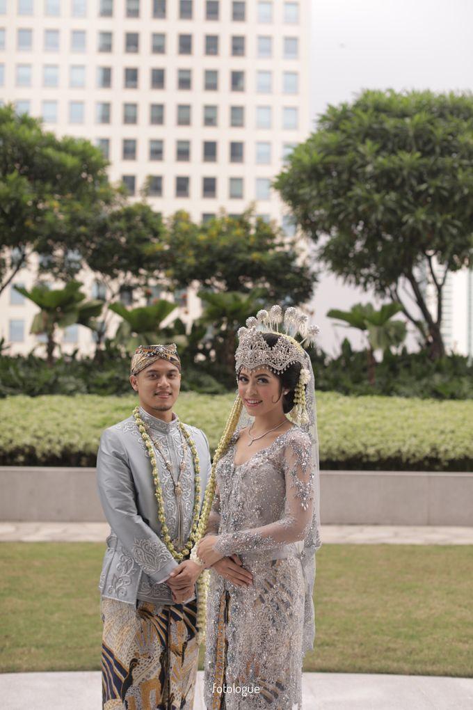 Arnisya & Andhika by Fairmont Jakarta - 007