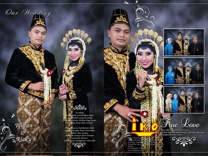 Rias & Busana Pengantin by IKO Catering Service dan Paket Pernikahan - 004
