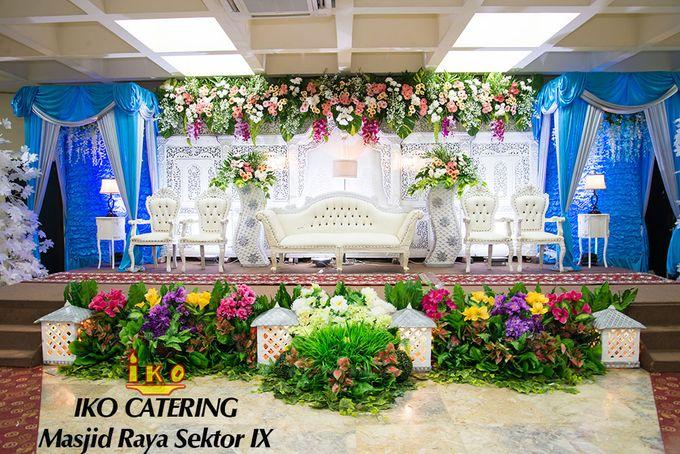 Dekorasi Pelaminan by IKO Catering Service dan Paket Pernikahan - 017