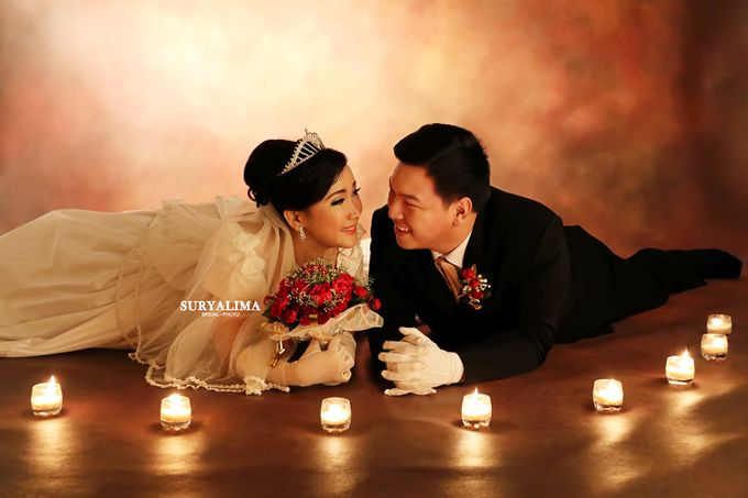 PREWEDDING OF DAVID AND ELSA by Suryalima Bridal Photo - 004