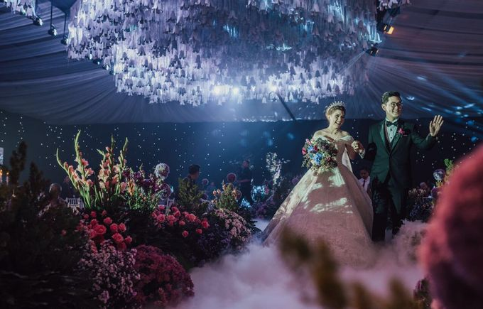 lighting wedding by FLAT PRODUCTION - 002
